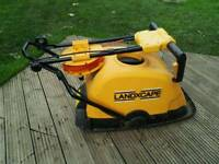 Lawnxcape hover lawnmower