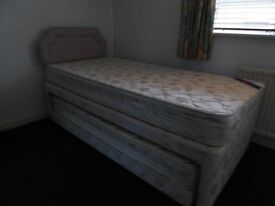 single bed converts to double or two singles