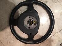 Mk4 anniversary steering wheel