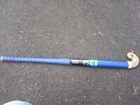 Full size, used hockey stick - Mercian Black Widow