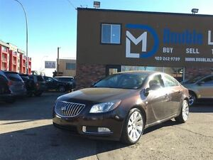 2011 Buick Regal CXL-T w/1SN