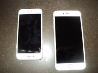 2 x i phones spares or repair