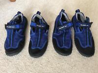 Alder Reef Sea Rock Shoes Children's Size 1 / 33