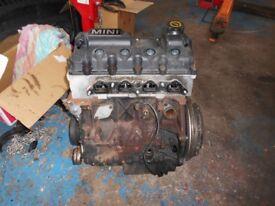 Mini Cooper S Engine - 85k Miles - R52, R53 Mini Cooper S