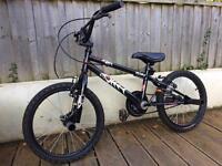 "Child's BMX 18"" Bike"
