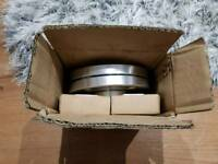 5x120 spacers and bolts brand new