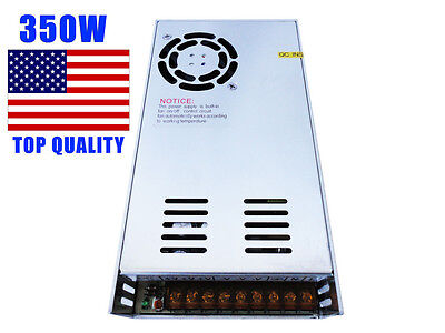 24v Acdc Power Supply 350w Max Relaible 350 Watts - Usa Shipping