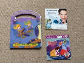 Children Audio Books Bundle Tom Kitten Sleeping Beauty Baby Toddler