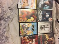 DVDs x29