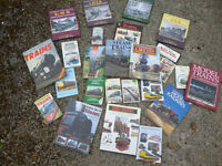 Load of Railway books