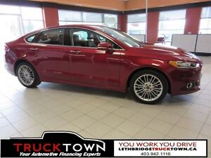 2016 Ford Fusion -