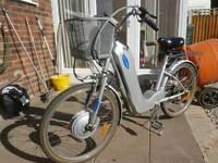 36v electric bike