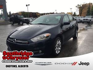 2013 Dodge Dart Limited-LEATHER HEATED SEATS, REMOTE START