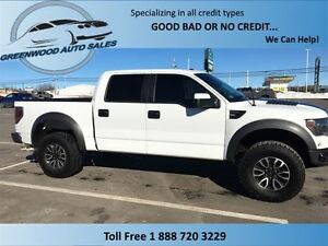 2012 Ford F-150 RAPTOR!! NICE UNIT! VIEW BY APPOINTMENT ONLY!