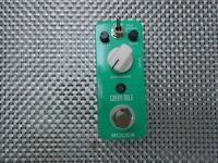 Mooer Green Mile overdrive,swap