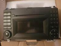Mercedes sprinter cd Bluetooth stereo