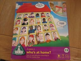 "ELC ""Who's at Home"" game"