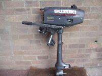 Suzuli 2.2 DT outboard engine