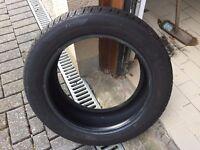 Evergreen Part Worn Tyre 195/55R16 87V (6-7mm of tread)