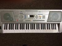Acoustic Solution Electronic Keyboard MK-928 Silver 36 Keys Multi Function