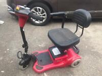 GoGo Rio 3 Mobility Scooter (SparesOrRepairs)