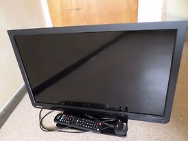Toshiba 24 Inch LED TV With Freeview