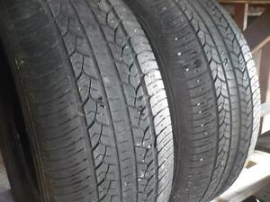 Two 265-60-18 tires $ 100.00