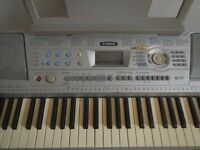 yamaha psr 290 electric keyboard immaculate