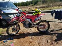 Crf 450 Fuel injection