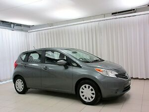 2016 Nissan Versa NOTE 1.6SV 5DR HATCH w/ BACKUP CAM, BLUETOOTH