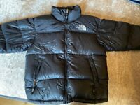 North face 700 NUPTSE GENUINE JACKET **AS NEW**