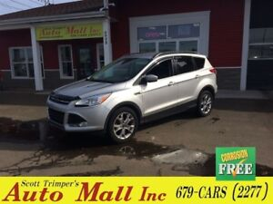 2015 Ford Escape SE/leather/Nav/AWD