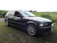 BMW 330D Msport Touring manual
