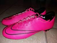 Nike mercurials football boots size 11