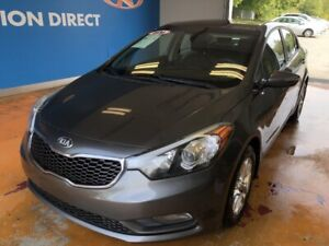 2014 Kia Forte 1.8L LX+ NEW TIRES! AC! HEATED SEATS!