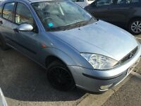 Ford Focus 2003 1.4 petrol very cheap £445ono