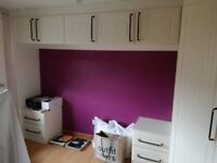 *SOLD* Fitted Wardrobe Unit for sale in Glenrothes
