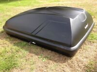 Roofbox for sale,