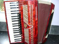 ROYAL STANDARD GERMAN PIANO ACCORDION MUSETTE TUNED