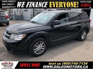 2015 Dodge Journey SXT | V6 | 7 PASSENGER