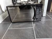 Russell hobb microwave oven