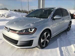 2016 Volkswagen Golf GTI 5-Dr 2.0T Autobahn 6sp DSG at w/Tip
