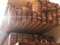 cladding timber loglap shiplap treated timber 100x25 PREMIUM