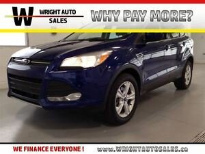 2014 Ford Escape SE| 4WD| BACKUP CAM| SYNC| HEATED SEATS|