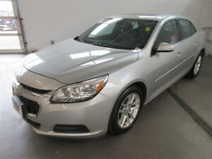 2014 Chevrolet Malibu 1LT! BACK-UP! ALLOYS! BLUETOOTH! SUNROOF!