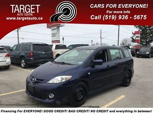 2009 Mazda MAZDA5 GT Leather, Roof, 7-Pass and More !!!