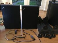 Selling two AE outside speakers