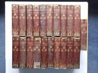 Classic Novels in 21 volumes