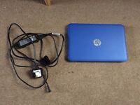 "HP Stream 11-d060sa 11.6"" (32GB, Intel Celeron, 2.16GHz, 2GB) Laptop - Blue"