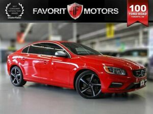 2015 Volvo S60 T6 R-Design, Leather, Sunroof, Bluetooth
